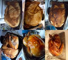 how to make thanksgiving turkey gravy cheesecloth roasted turkey with homemade turkey stock gravy and