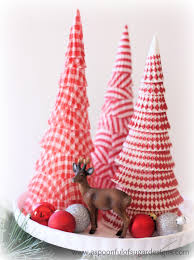 paper christmas tree craft christmas lights decoration