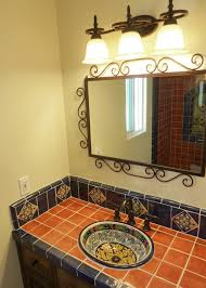 Mexican Bathroom Ideas Mexican Bathroom Designs Images About Bathrooms On Pinterest