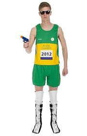 Fbi Halloween Costume Oscar Pistorius Halloween Costume Sold Amazon Daily