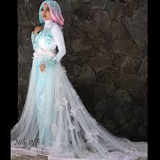 wedding dress pendek rekap desain party pendek