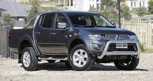 2007 mitsubishi ml triton glx r review loaded 4x4