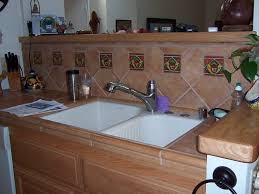 mexican home accents mexican tile kitchen backsplash mexican tile