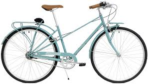 bmw road bicycle windsor oxford 49c ladies ocean blue city commuter urban bicycle