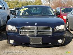 midnight blue dodge charger 2006 dodge charger sxt in midnight blue pearl photo 2 436441