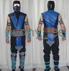Halloween Costumes Mortal Kombat Mortal Kombat Halloween Costume Mortal Kombat 9 Subzero Cosplay