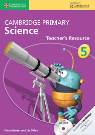 cambridge primary science teacher u0027s resource book 5 with cd rom by