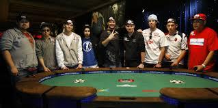wsop final table the nine michael mizrachi survives to make november nine of world series of