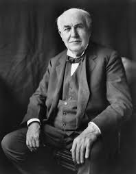 how did thomas edison invent the light bulb thomas edison wikipedia