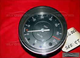 ferrari speedometer instruments order online eurospares