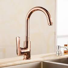 brass kitchen faucet aliexpress buy free shipping gold brass kitchen faucets