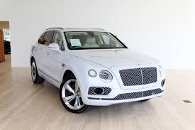 2017 bentley bentayga white 2017 bentley bentayga stock 8n017800a for sale near vienna va