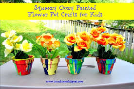 Decorating Clay Pots Kids How To Decorate Clay Pots For Flowers Barrel Pots For Flowers