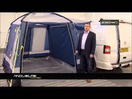 Glossop Caravans Awnings Outdoor Revolution Movelite Midi Classic Awning Demonstration