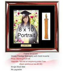 tassel frame tassel holder 8 x 10 graduation picture frame graduate