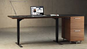 Standing And Sitting Desk by Sequel Lift Standing Desk 60