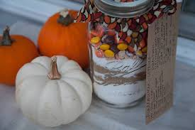 diy halloween cookies in a jar gift my crafty spot when life