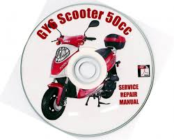 gy6 50 50cc scooter service repair manual rebuild fix chinese