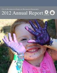 city of bloomington indiana parks and recreation department 2012
