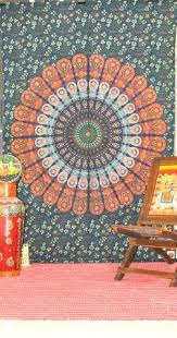 Trippy Comforters Twin Size Mandala Tapestries Hippie Tapestries U0026 Cool Wall Hangings