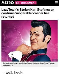 Lazy Town Memes - 25 best memes about lazy town meme lazy town memes