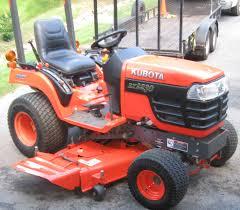 05 kubota bx 2230 tractor 4wd diesel 690 hrs lawnsite