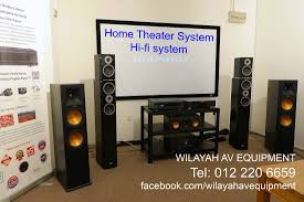 klipsch home theater speakers 5 1 the ultimate home theater system in malaysia wilayah av