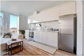 enchanting white studio apartment ifresh design