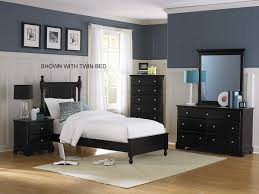 Bedroom Furniture Sets Black Homelegance Morelle Bedroom Set Black B1356bk