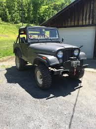 jeep 1980 cj5 74 cj5 should i return to stock suspension or bigger tires or