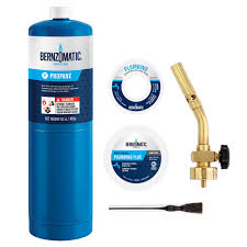 home depot black friday plumbing bernzomatic 5 piece pk1001 brass pencil flame plumbing torch kit