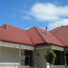 exterior decoration homes colors with terracotta roof tile and