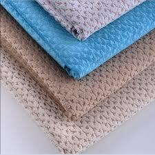 tissu au metre pour canapé 1 45 m largeur 1 m longueur stéréo en relief canapé fixe couvrent