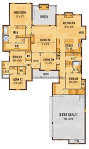 Farmhouse Floor Plan by 299 Best House Plans Images On Pinterest Home Plans House Floor