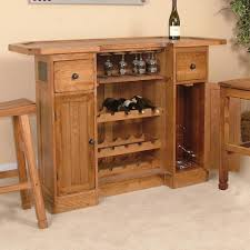Sunny Design Furniture Rustic Oak Bar By Sunny Designs Wolf And Gardiner Wolf Furniture