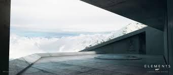 new james bond cinematic installation in sölden