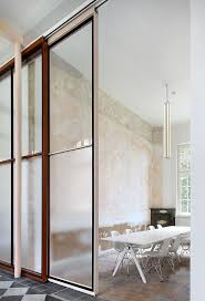 glass room dividers best 25 sliding door room dividers ideas on pinterest room