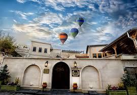 sunak boutique cave hotel cappadocia restaurant ve 1582 mahzen