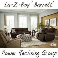 Lazy Boy Leather Reclining Sofa La Z Boy Leather Reclining Sofa With Chair 1 2 Currently On The