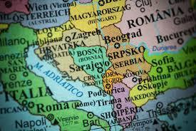 Yugoslavia Map Map Yugoslavia Geographical Globe Global Trade Review Gtr
