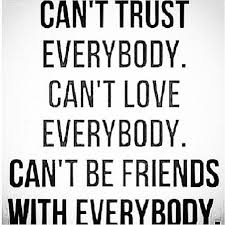 quotes about trust nobody 34 quotes