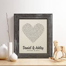 2nd wedding anniversary gifts second wedding anniversary gifts
