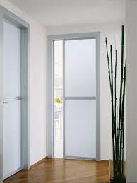 Exterior Pocket Door Aluminum Doors