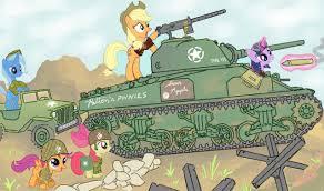 jeep tank military 631523 apple bloom applejack army artist colorcopycenter