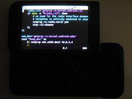 native vim on android g1