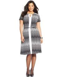 jones new york black dress plus size clothing for large ladies