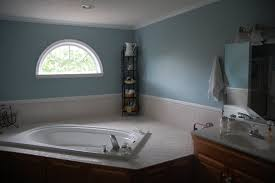 Blue And White Bathroom by Gray And White Bathroom Tile