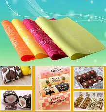 cake decorating 4pcs lot swiss rolls silicone st pad 4 kinds