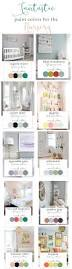 Bedroom Colors Ideas by Best 25 Baby Room Colors Ideas On Pinterest Baby Room Nursery