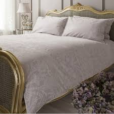 milton heather lace quilt cover set 100 cotton sateen duvet